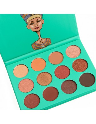 The Nubian Palette by Juvia