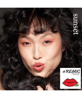 Remic Organic Matt Lipstick - SUNSET