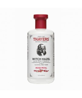Thayer's Witch Hazel Rose Petal Toner
