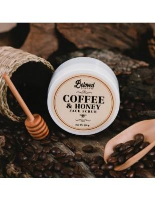 Coffee & Honey Face Scrub