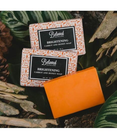 Carrot & Honey Soap