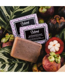 Mangosteen Soap (Dry acne/scars/other issues)
