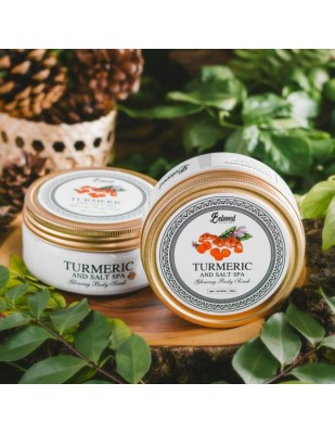 Turmeric & Salt Spa Body Scrub