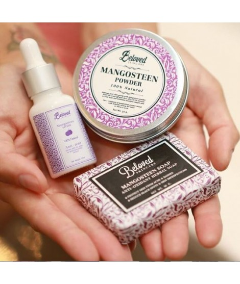 Anti Scar Set (Mangosteen)