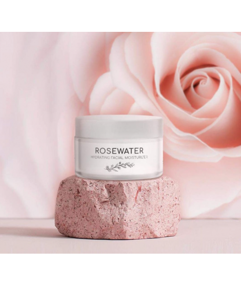 Beloved Rosewater & Hydrating Facial Moisturizer