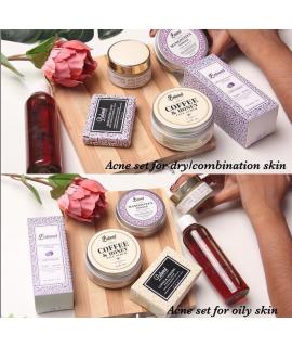 Acne Treatment Set (Choose soap)