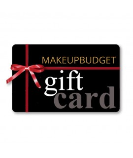 MAKEUPBUDGET Gift Card