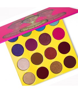 The Masquerade Palette by Juvia