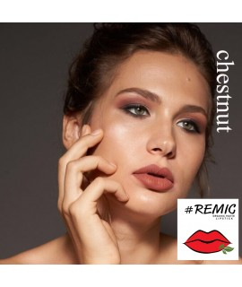 Remic Organic Matt Lipstick - CHESTNUT