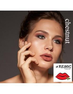 Remic Organic Matt Lipstick - CHESTNUT