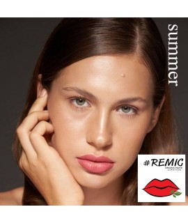 Remic Organic Matt Lipstick - SUMMER