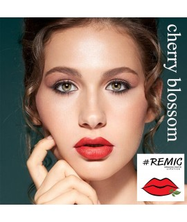 Remic Organic Matt Lipstick - CHERRY BLOSSOM