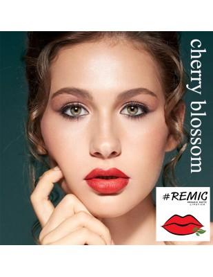 Remic Organic Matt Lipstick - CHERRY BLOSSOM