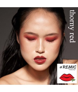 Remic Organic Matt Lipstick - THORNY RED