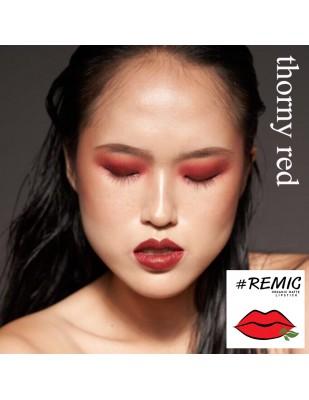 Remic Organic Matt Lipstick - THORNY RED