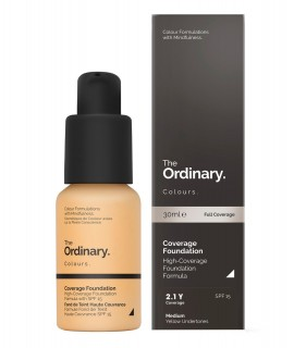 Ordinary Coverage Foundation INSTOCK
